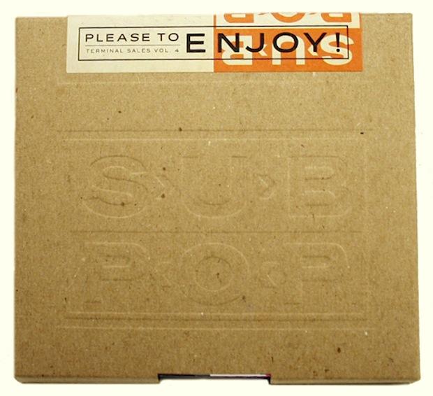 >stream new sub pop record store day sampler